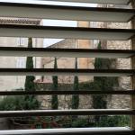 Vue depuis Balcon, inspiration Provence