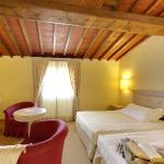L'Hotel Certaldo, Certaldo (FI), nel cuore della Toscana, a 10 minuti da San Gimignano