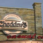 Cheddar's entrance