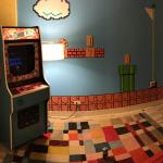 The Fun and Games room