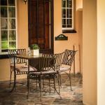 All room veranda's
