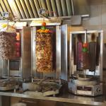 The juicy shawarma