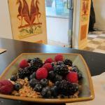 Breakfast at Belle Epicurean