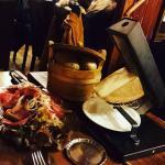 Raclette valais suisse