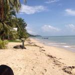 Photo de Ban Tai Beach