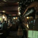 Classic beer bar.