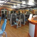 Fitnessraum (riesig)