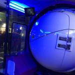 cabina spaziale