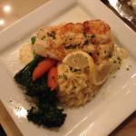Fresh crusted parmesan cod