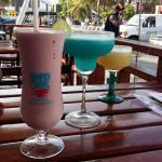Os drinks espetaculares