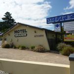 Motel Grande Entrance