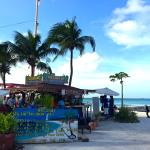 Tiki Bikini Hut - Right on the beach