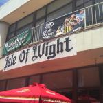 Isle of Wight Bar at The Continental Hotel Phillip Island Foto