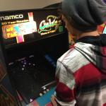 Arcade with coin operatied games, as well as Xbox and PS!
