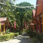 Lanta New Beach Bungalows Foto