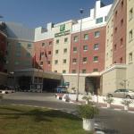 Photo de Holiday Inn Express Dubai-Internet City