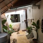 The bathroom (Villa 3)