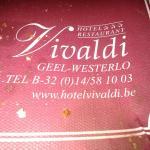 Photo de Hotel Vivaldi