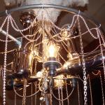 Interessante Lampenkonstruktion