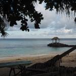 Batu Topeng Beach