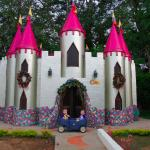 castle for kids to play
