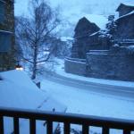 gran nevada desde vista desde el hotel