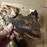 large deep dish supreme pizza