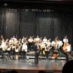 Note the youthfulness of the Orchestra
