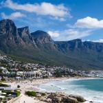 Camps Bay from the road