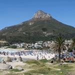 Lion's Head seen from Camps Bay