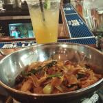 Pad Zee and Bangkok Margarita