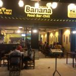 Banana Food Bar Chill
