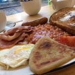 """A """"Standard Breakfast"""""""