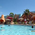 cozy cone pool