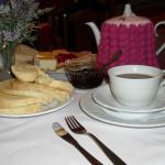 Mesa de Te y tortas
