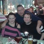 Essen mit Familie