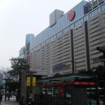 キハチカフェは、三越の5階です。