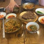 육회비빔밥,떡불고기