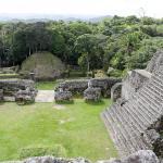 Caana Temple at Caracol