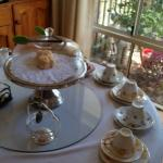 Afternoon tea on arrival