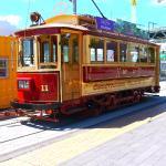 Christchurch Tramway Foto