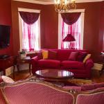 Inside The Von Geminden Guest House