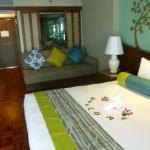 Heerlijke de luxe kamer