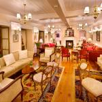 The Afternoon Tea Lounge at The Elgin Darjeeling