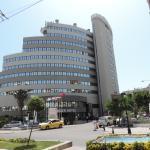 Hotel Cender - pohled na hotel