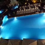 Poolbereich - Hotel IFA Catarina
