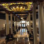 Driskill Lobby - December 2015