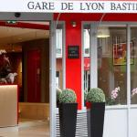 Hotel de France - Gare de Lyon Bastille