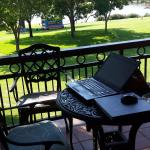 Working from Hotel... :-)