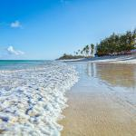 Diani's beautiful sandy shores